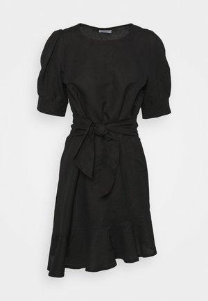 VERA - Day dress - jet black