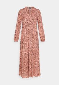 Even&Odd - Maxi dress - pink/black - 4