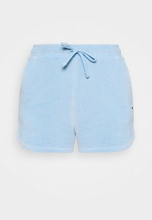 Shorts - light powdery blue