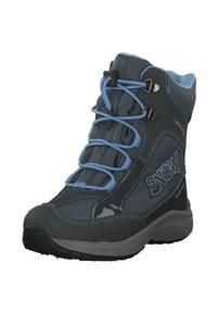 Geox - Baby shoes - grey/sky - 2