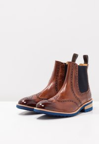 Melvin & Hamilton - WALTER  - Classic ankle boots - wood - 2