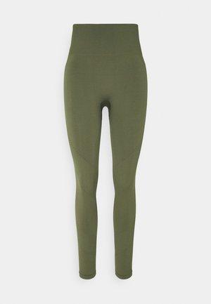 Legging - khaki green
