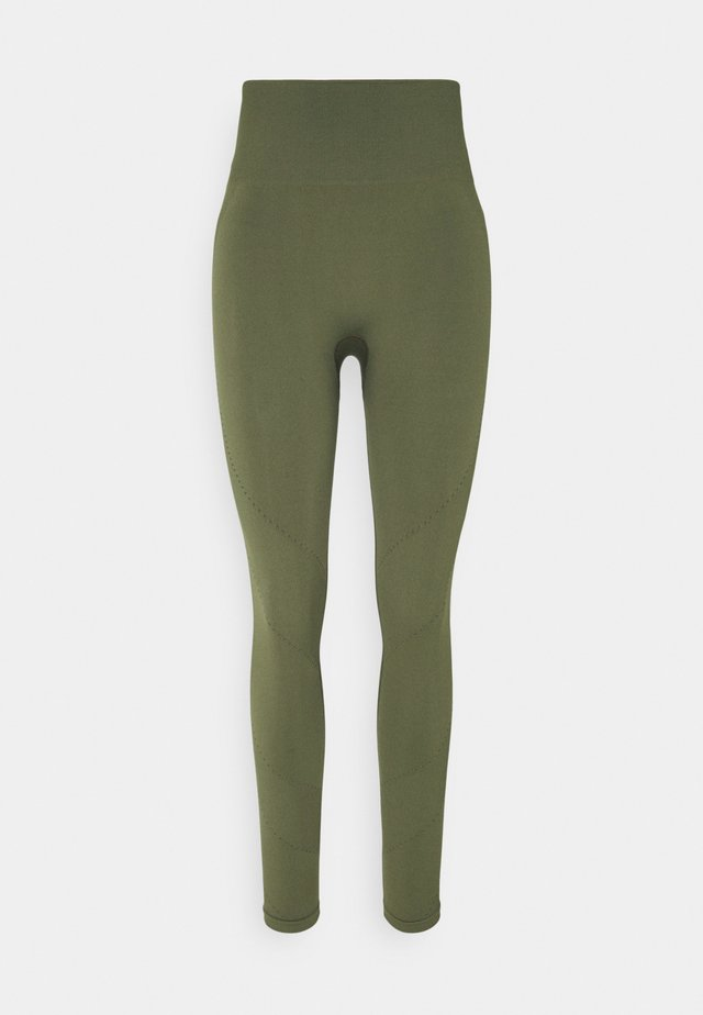 Collant - khaki green