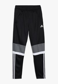 adidas Performance - Teplákové kalhoty - black/grefou/white - 0