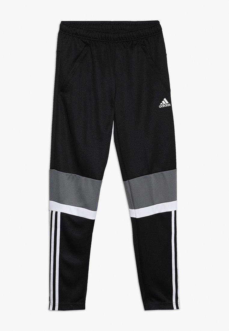 adidas Performance - Teplákové kalhoty - black/grefou/white