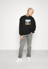 edc by Esprit - Jeans straight leg - grey medium wash - 1