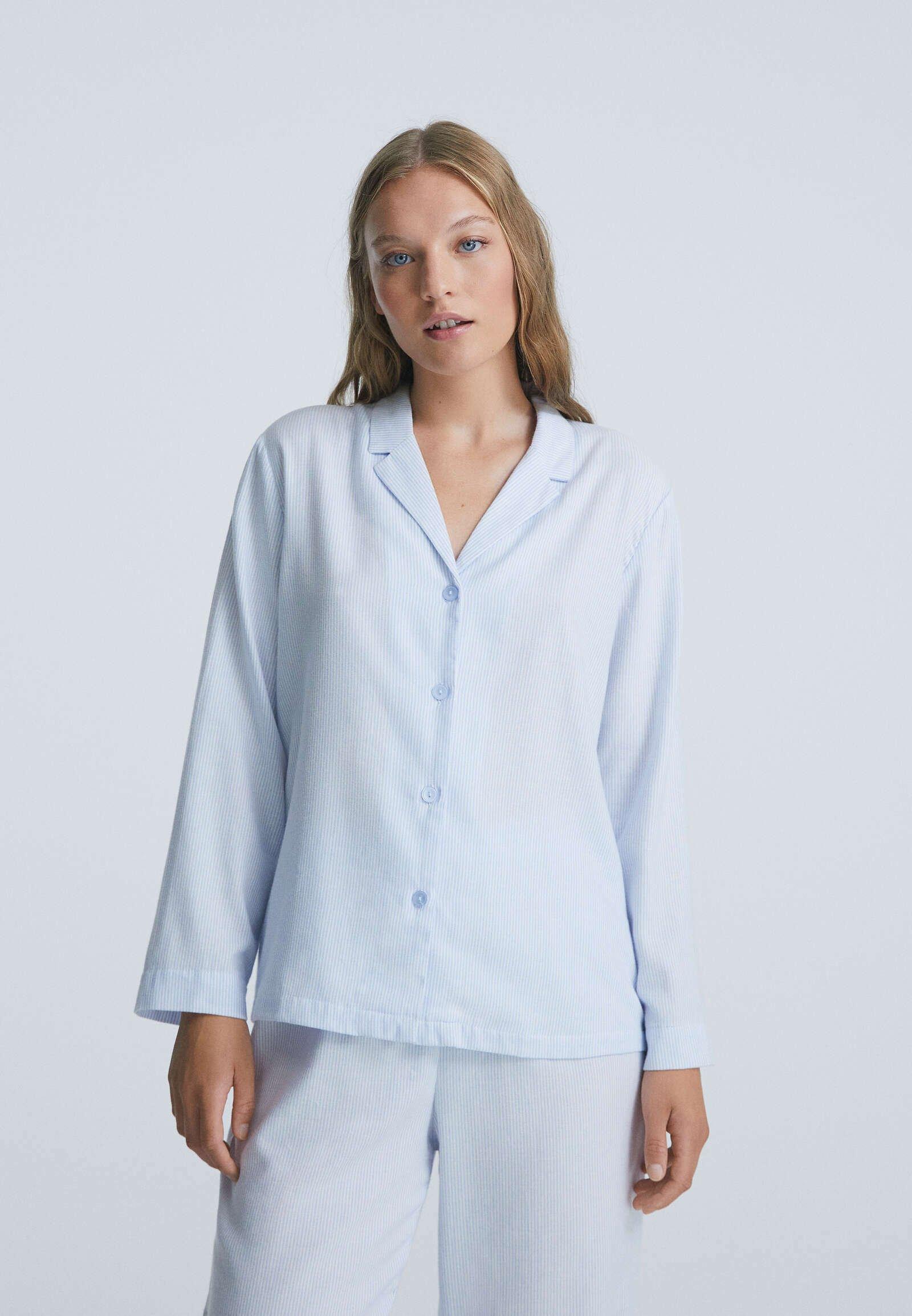 Donna MIT STREIFEN  - Maglia del pigiama