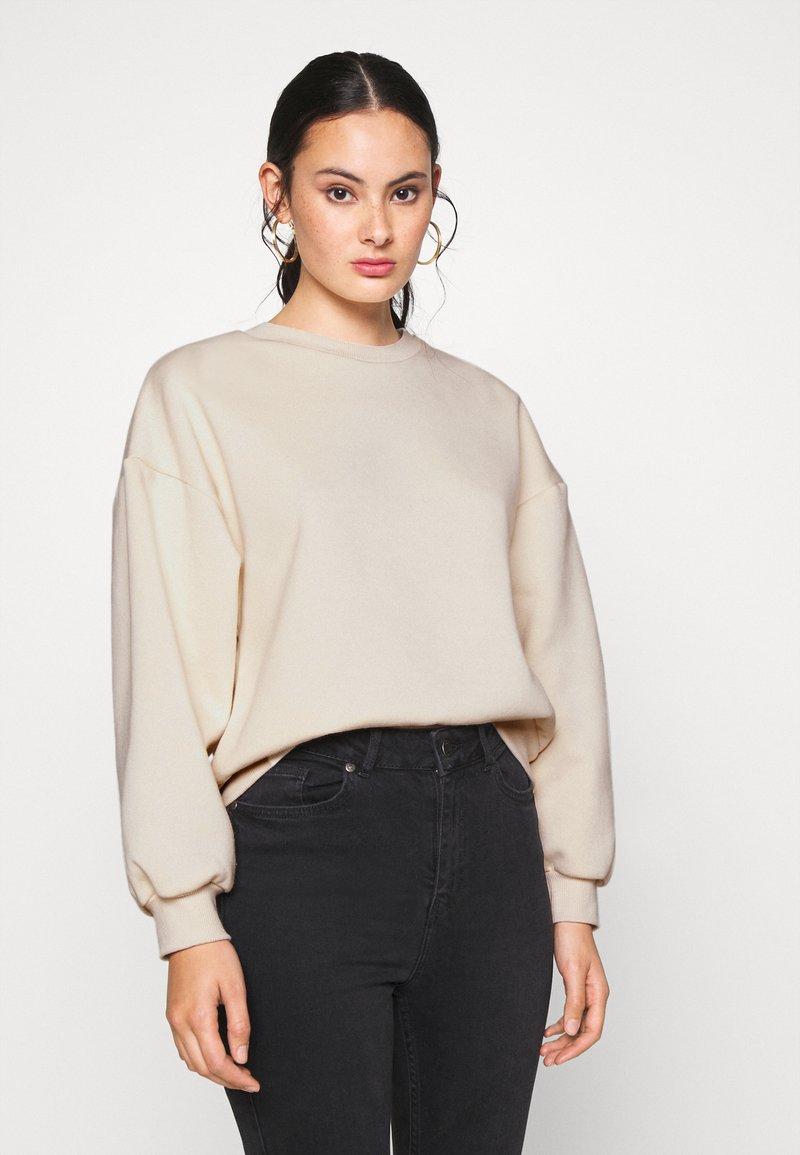 Gina Tricot - BASIC  - Sweatshirt - whisper pink