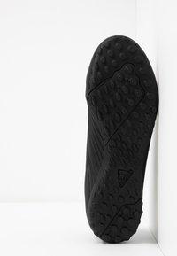adidas Performance - PREDATOR 19.4 TF - Voetbalschoenen voor kunstgras - core black/utility black - 4
