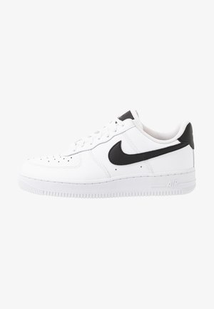 AIR FORCE 1 - Matalavartiset tennarit - white/black