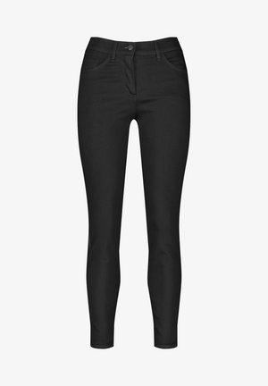 BEST ME  - Jeans Skinny Fit - black black denim