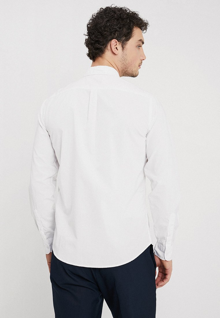 DOCKERS ALPHA ICON - Chemise - paper white