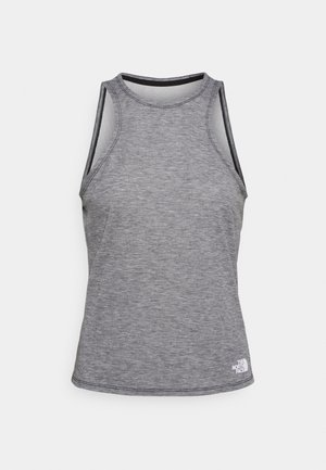 VYRTUE TANK - Top - grey melange