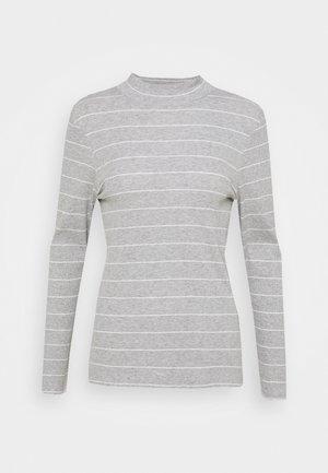 LANGARM - Long sleeved top - grey strip
