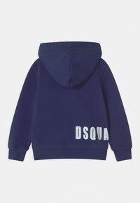 Dsquared2 - UNISEX - Mikina na zip - dark blue - 1