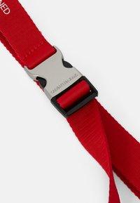 Calvin Klein Jeans - EST. 78 BELT - Ceinture - red - 2
