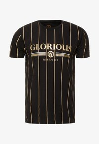 Glorious Gangsta - DERBAN - T-shirt con stampa - black - 4