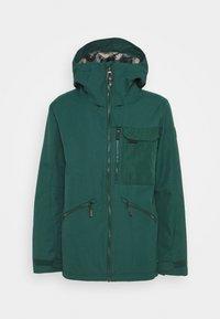 UTLTY JACKET - Snowboard jacket - panderosa pine