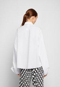 MM6 Maison Margiela - SHIRT - Button-down blouse - white - 3