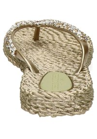 Ilse Jacobsen - Pool shoes - goud - 2