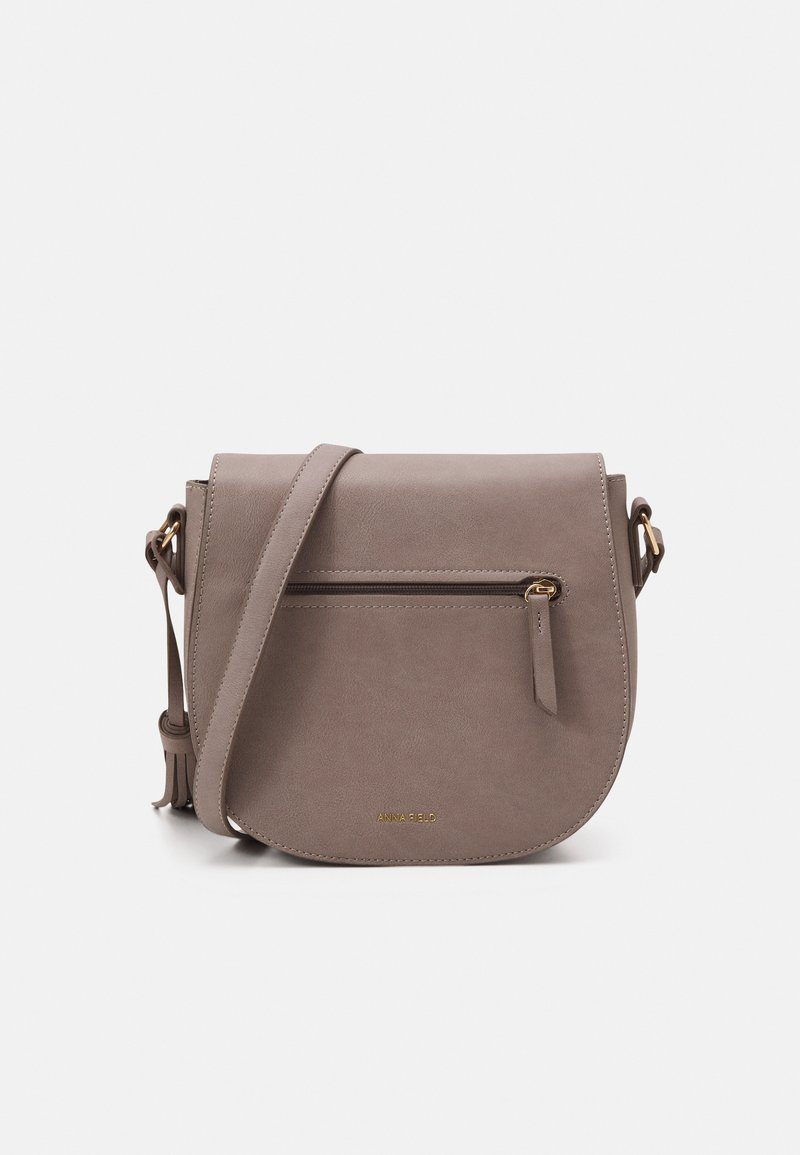 Anna Field - Across body bag - grey