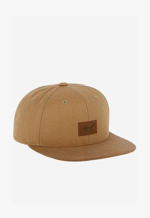 Cap - ocre brown