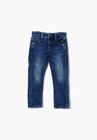 s.Oliver - Straight leg jeans - dark blue - 1