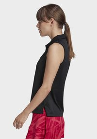 adidas Performance - TENNIS MATCH TANK TOP HEAT RDY - Polo shirt - black - 2