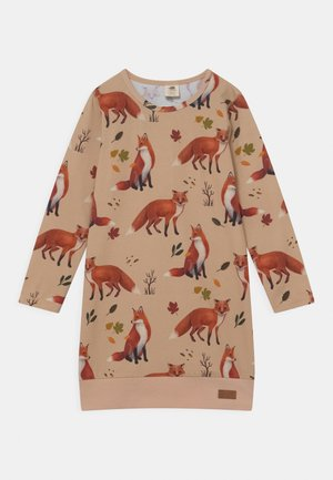 FOXES - Jerseykjoler - red
