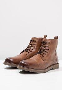 Pier One - Winter boots - cognac - 2