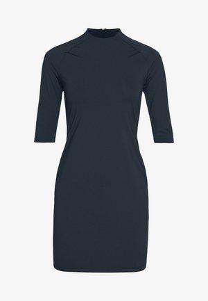 SAHRA LUX SCULPT - Sports dress - navy