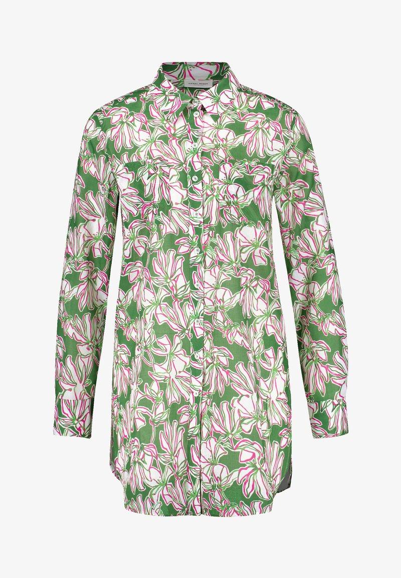 Gerry Weber - Button-down blouse - green