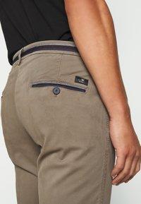 Mason's - TORINO WINTER - Chino kalhoty - schlamm - 5