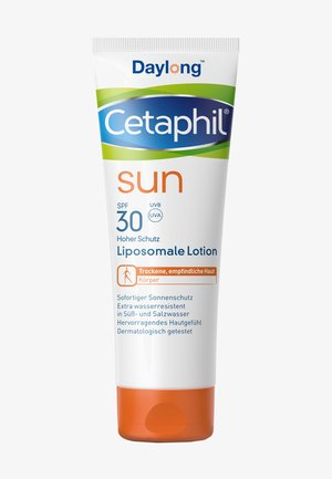 SPF30 LIPOSOMALE LOTION - Sun protection - zartgelb