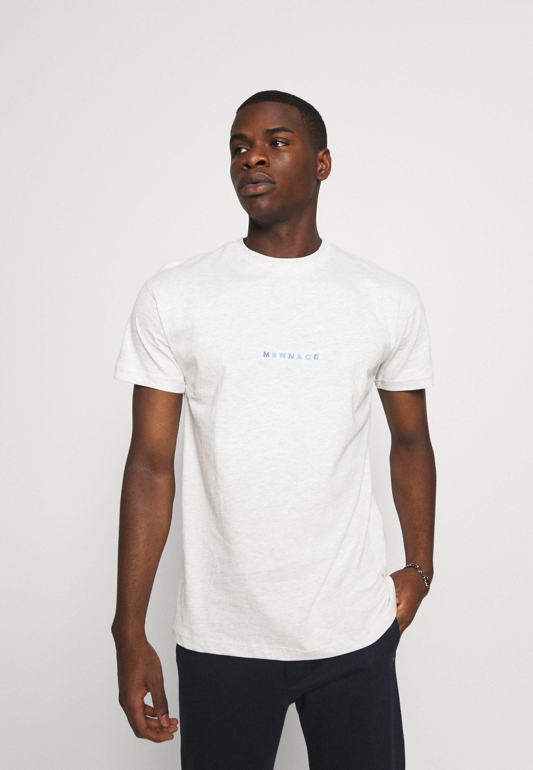 Men ESSENTIAL REGULAR UNISEX 2 PACK - Print T-shirt