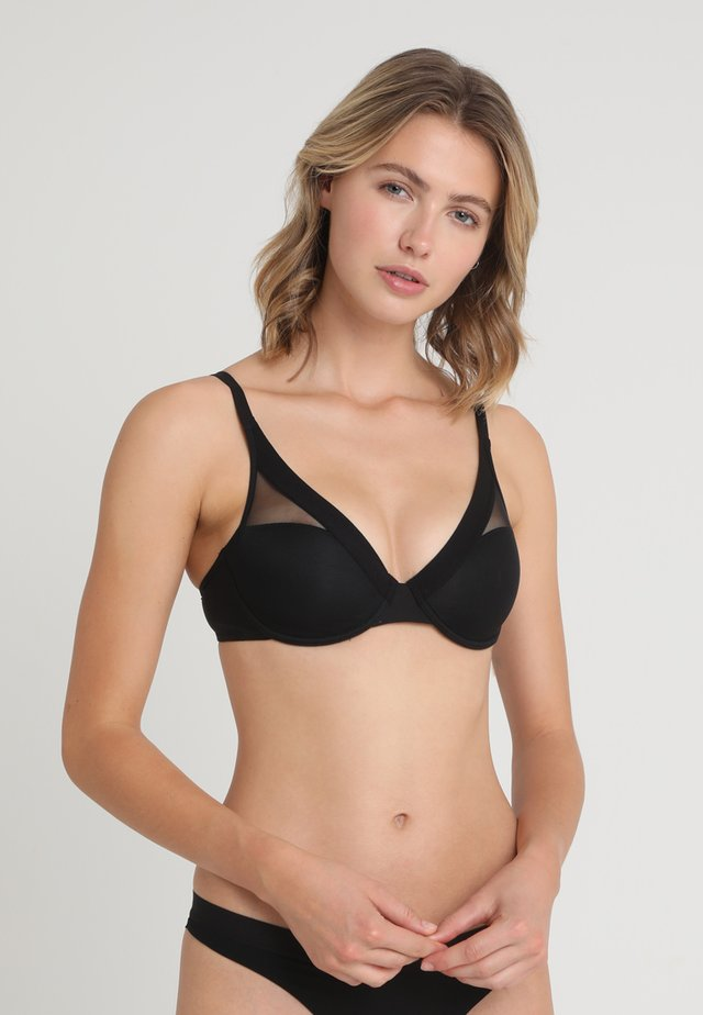 HOLIDAYS - Underwired bra - schwarz