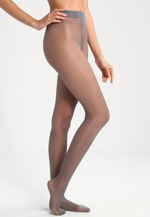 20 DEN SATIN LOOK - Tights - platin