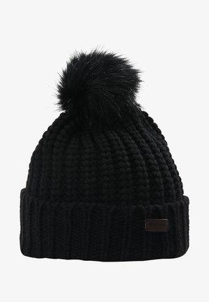 SALTBURN BEANIE - Bonnet - black