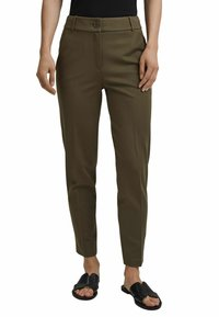 Esprit Collection - Trousers - dark khaki - 6