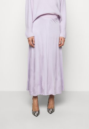 ANABEL - A-line skirt - light purple