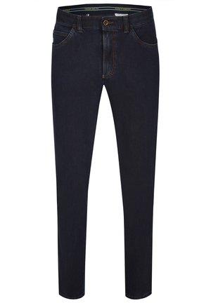 Slim fit jeans - dunkelblau (41)