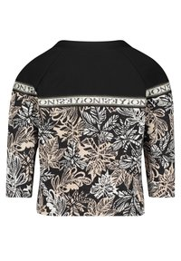 Betty Barclay - Long sleeved top - black/stone - 4