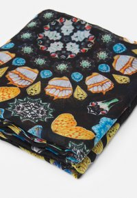 Desigual - FOU BUTTERFLY GALACTIC - Scarf - black - 2