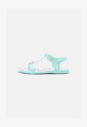 TRICIA - Sandals - aguamarina