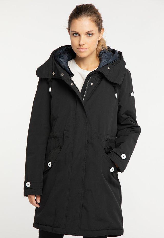 ICEBOUND  - Zimní kabát - black