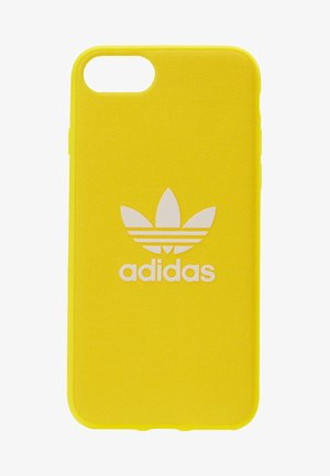 ADICOLOR MOULDED CASE IPHONE - Telefoonhoesje - yellow/white