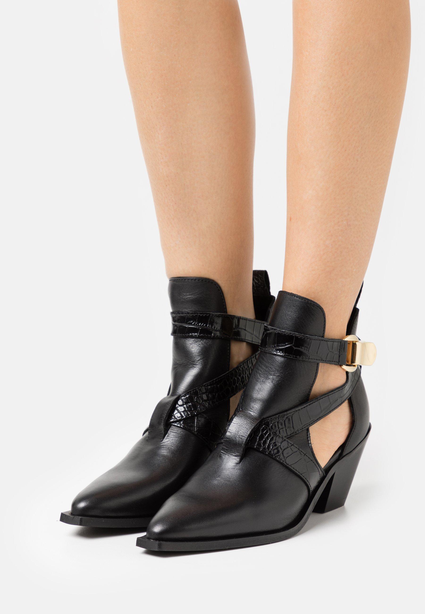 Women YASRICKA BOOTS - Cowboy/biker ankle boot