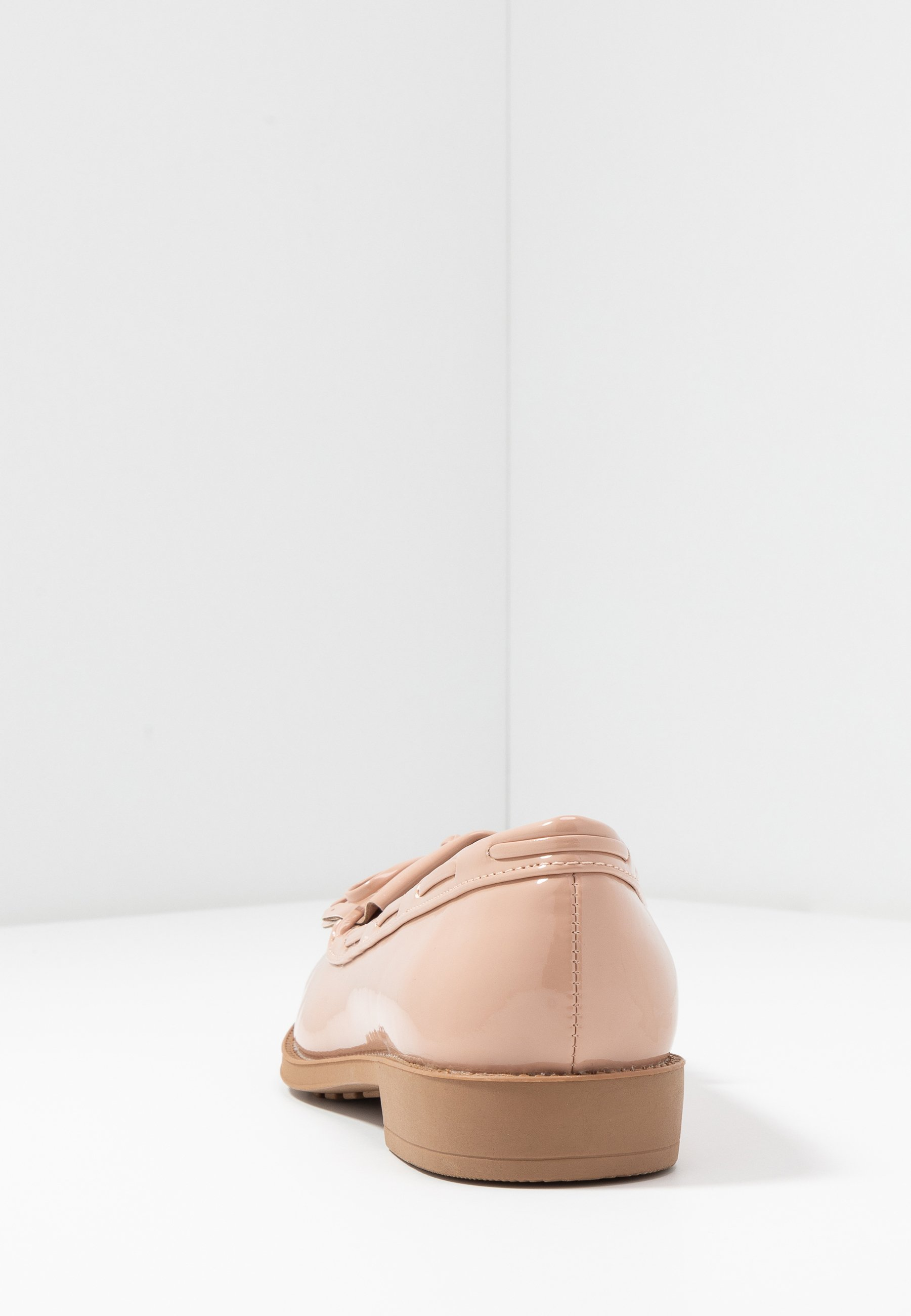 WIDE FIT LETTY LOAFER Slip ins blush