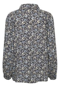 Denim Hunter - Button-down blouse - total eclipse flora print - 5