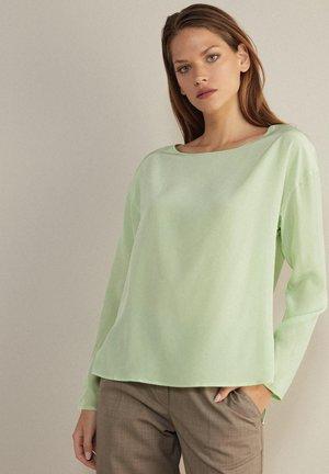 Blouse - grün/menta